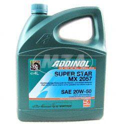 ADDINOL PKW SAE 20W-50 Super Star MX2057, Hochleistungsöl, mineralisch