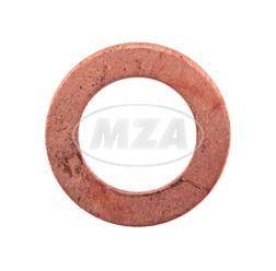 Dichtring Kupfer A8x14 (Gehäuse, unten) ETZ 125,150