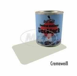 Lackfarbe Leifalit (Premium) cremeweiß 0,5l ( S51 comfort)