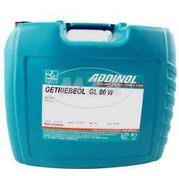 ADDINOL GL80W, Getriebeöl GL-3, mineralisch, 20 L Kanister.