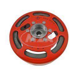 Schwungscheibe Rotor PLITZ 8306.10-010 Konus 1:10 f. 6V Unterbrecherzündanlage