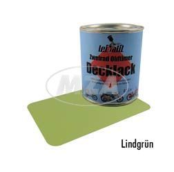 Lackfarbe Leifalit (Premium), Lindgrün 0,5l