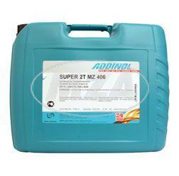 ADDINOL MZ406 SUPER 2-Takt-Motorenöl raucharm low smoke teilsynthetisch 20 L