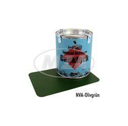 Lackfarbe Leifalit (Premium), olivgrün, matt, passend für NVA-Modelle 0,5l
