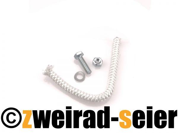 Kleinteile- Set 6x110 lg. Simson SR1, SR2, Schwalbe KR50/51, Spatz SR4-1