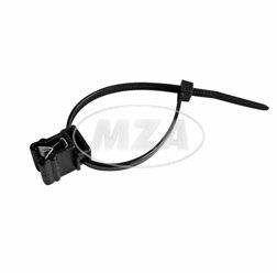 Befestigungsbinder T3OREC4A - Schlauchhalter - für Kanten von 1,0- 3,0mm mit Binder