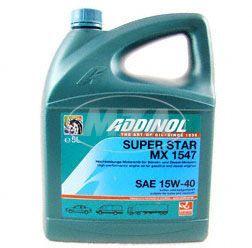 ADDINOL PKW SAE 15W-40 Super Star MX1547, Hochleistungsöl, mineralisch