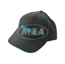 ADDINOL-Basecap, schwarz, mit grünem Addinol-Logo bestickt, 100% Baumwolle
