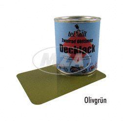Lackfarbe Leifalit (Premium) olivgrün 0,5l