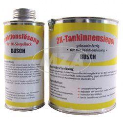 2K-Tankinnenlack (Tankinnenlack+Reaktionslösung) Tankinnenlack