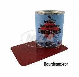 Lackfarbe Leifalit (Premium) bordeauxrot 0,5l