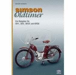 Buch -Simson - Oldtimer- ISBN 978-3-9809481-3-7