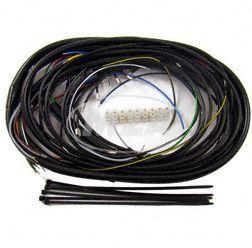 Kabelbaumset für Simson Duo 2, inkl. Schaltplan