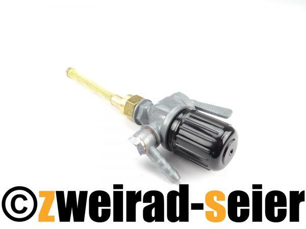 Benzinhahn EHR, mit Winkelanschluss, RT125, BK350, AWO 425T, R35